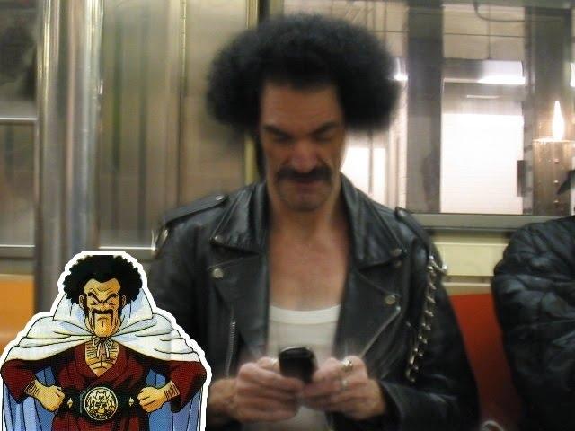 Mr Satan - Dragon Ball Z