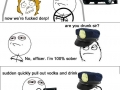Drunk driver