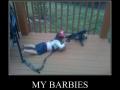 My Barbies