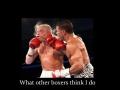 So I'm a Boxer