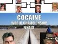 World cocaine finals