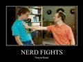 Nerd fights
