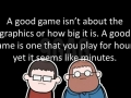 REAL gamers know it's true