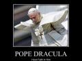 Pope dracula