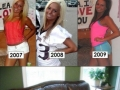 Amazing how a girl changes