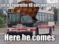 Scumbag Bus