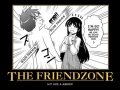 Friendzoned in Anime