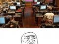 Just a classroom..