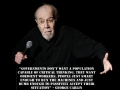 Carlin's wise words