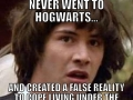 Harry Potter is a lie!