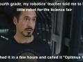 Just Tony Stark