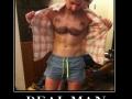 Take a look at a real man