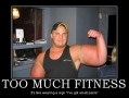 Steroid abuse overload!