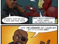 Problem with the Avengers