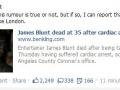 Epic James Blunt