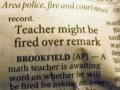 Epic teacher