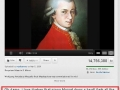 Mozart blazin' hot beats