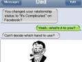 Troll Dad strikes again!