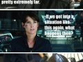 Why she joined S.H.I.E.L.D