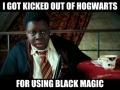 Racism at Hogwarts