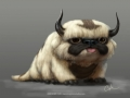 If Appa mated with a pug