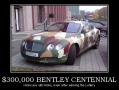 Bentley? I don't see one!