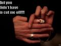 Gotye thumb trick