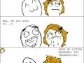 Girls logic on PMS