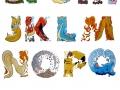 Pokemon Alphabet