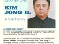 North Korean History book