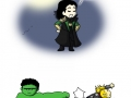 Awesome Avengers scenes