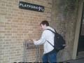 Hogwarts, here I come!