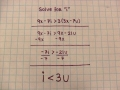 Math Problem?