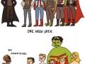 Avengers Halloween Plans