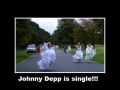 Johnny Depp is single!