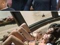 Celebrity stunt men