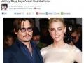 Depp is single.. aaand it's gone!