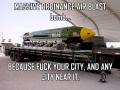 Air Blast Bomb