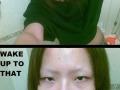 Asians makeup