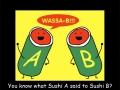 Hey sushi!