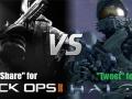 Black Ops 2 vs Halo 4