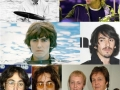 The Beatles & their sons