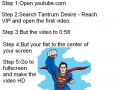 How to feel like Superman