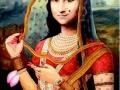 If Mona Lisa was Indian