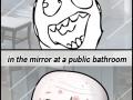 Scumbag mirror