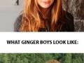 Ginger Girls VS. Ginger Boys