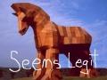The origin of 'Seems Legit'