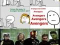 Avengers Sevenfold