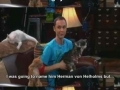 Sheldon at his best