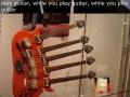 You really love guitars